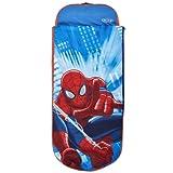 Spider-Man  - Junior-ReadyBed – Kinder-Schlafsack und Luftbett in einem