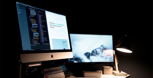 fernseher & computer beeinflussen den schlaf