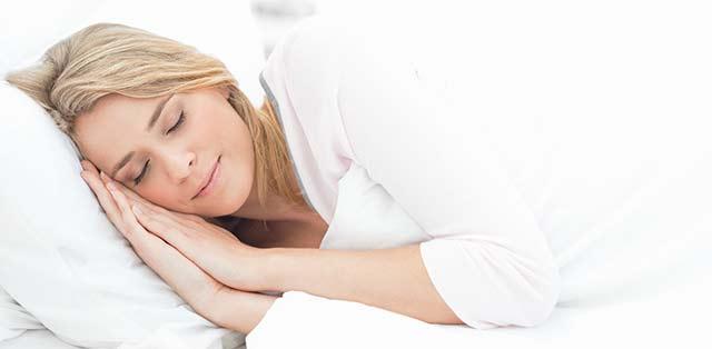 Nasenatmung gegen Sabbern im Schlaf