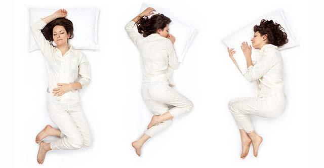schnarchen schlafpositionen
