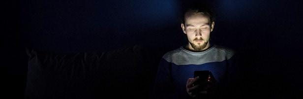 smartphones verursachen Schlafmangel