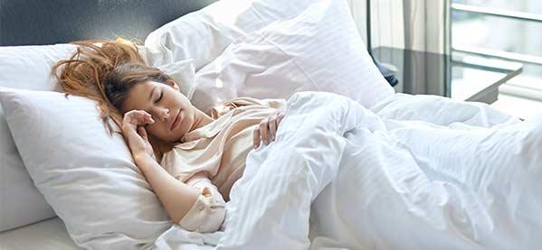 gestörte schlafphasen