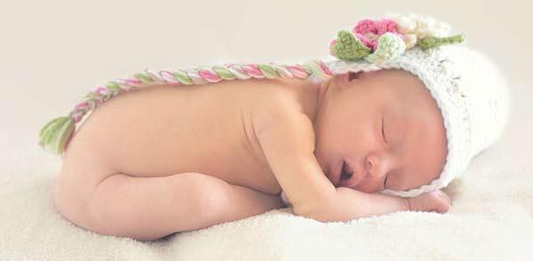 schlaf beim baby