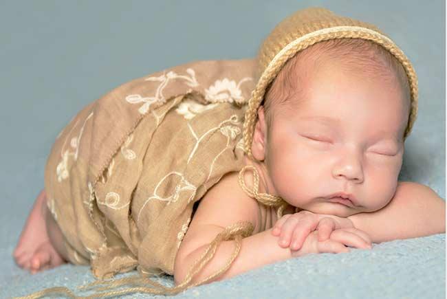 schlaf bei babys fördern
