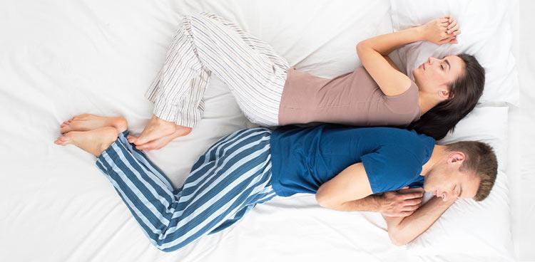 rückenschondend schlafen