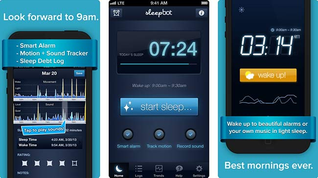 sleep bot schlaf app
