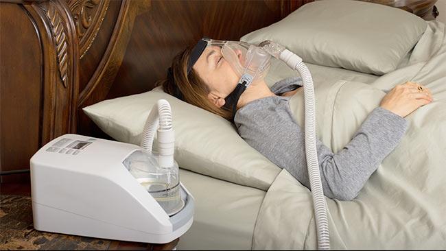 schlafapnoe schlafmaske