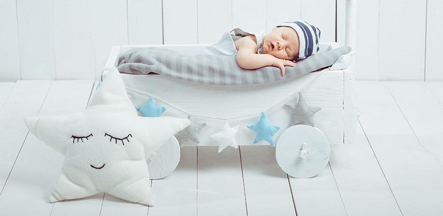 nestchen im babybett