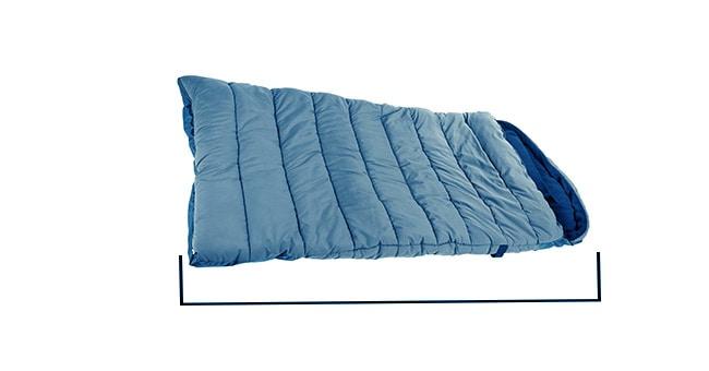 babyschlafsack länge