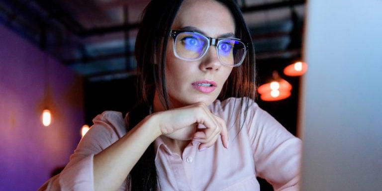 Blaulichtfilter Brille - Erfahrungen, Test & Kauf-Tipps