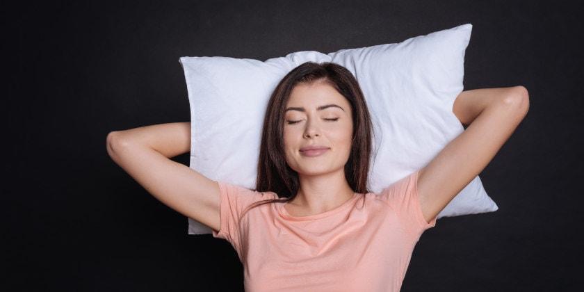 entspannt schlafen