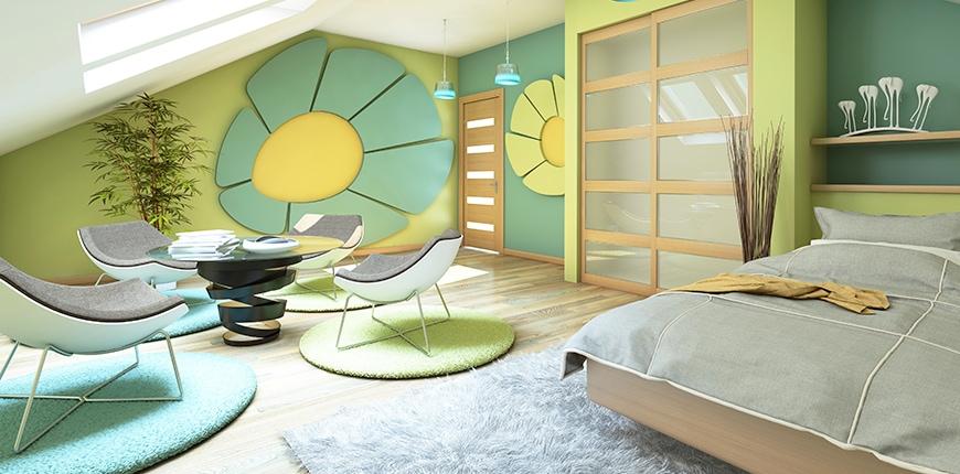 Expertentipps Die Richtige Wandfarbe Furs Schlafzimmer Finden Schlafwissen