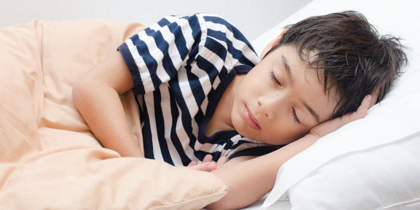 schlafen kinder