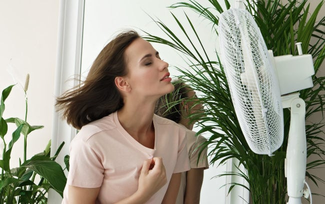 klimaluft im schlafzimmer