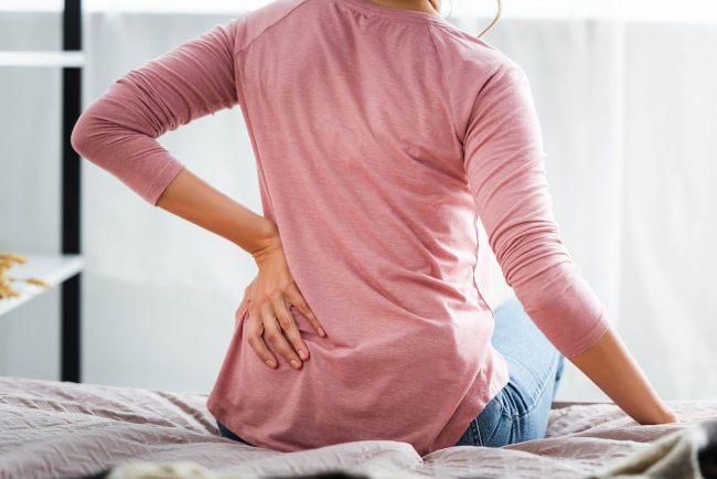 wärmegürtel bei rückenschmerzen